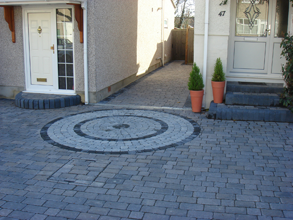 woodland paving driveways Essex